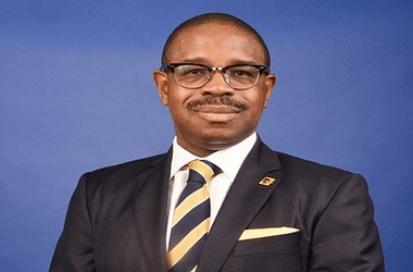 Appointment of Gbenga Shobo as CEO of First Bank of Nigeria Ltd