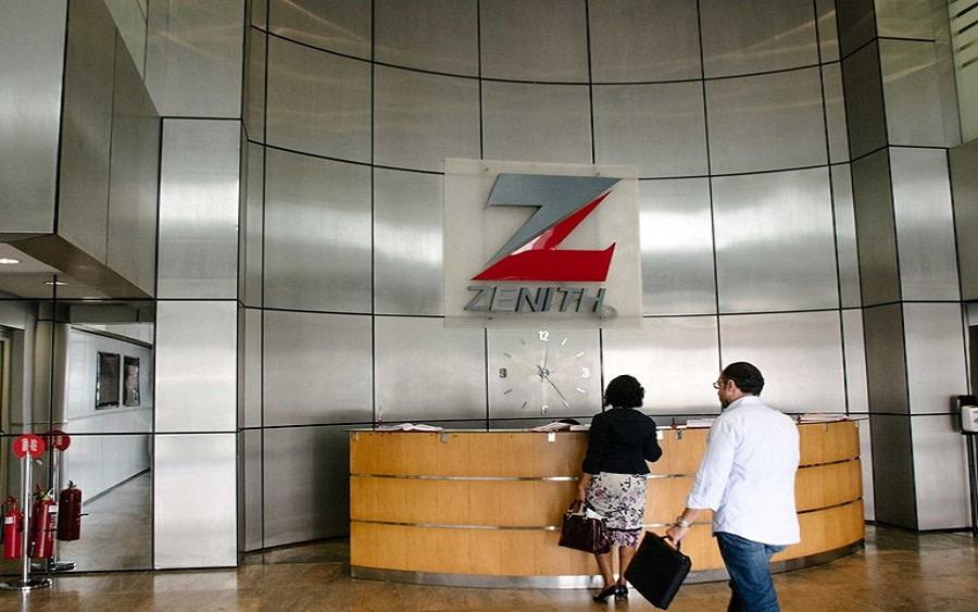Zenith Bank's Q1 2021 financial statement