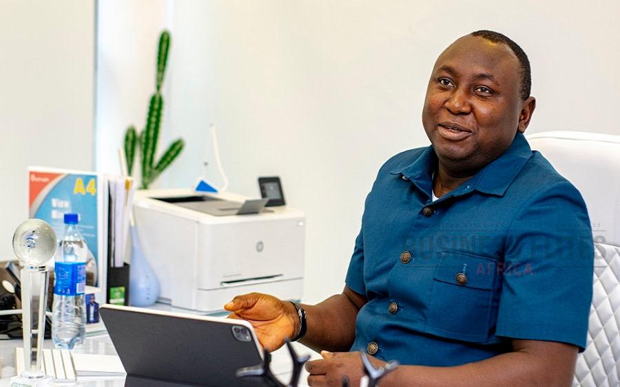 Serial entrepreneur Teni Adesanya of Oxford Group