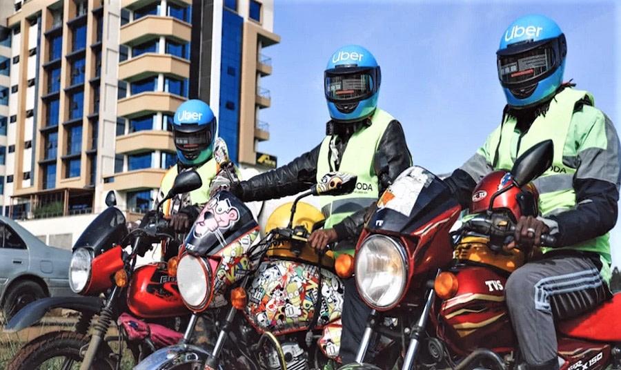 uber electric bodabodas bicycles uberboda uber connect uber eats