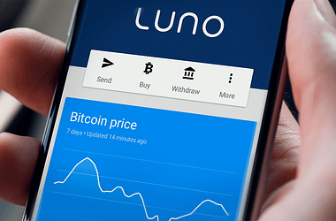 Global cryptocurrency exchange LunoSouth